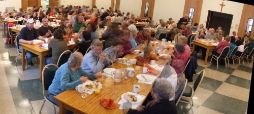 Patronal Feast Brunch 2012