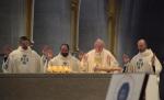 Celebrating with Bishop Callahan
