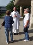 Fr. Konopa and the Darlings