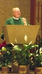 Dn. Sage gives a Homily